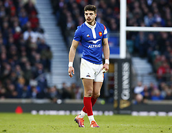 February 10, 2019 - London, England, United Kingdom - Romain Ntamack of France.during the Guiness 6 Nations Rugby match between England and France at Twickenham  Stadium on February 10th, 2019 in Twickenham, London, England. (Credit Image: © Action Foto Sport/NurPhoto via ZUMA Press)
