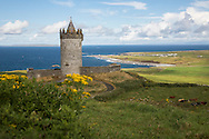 16th Century Doonagore Castle near Doolin