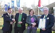 2015 uitreiking certificaat Zeegersloot