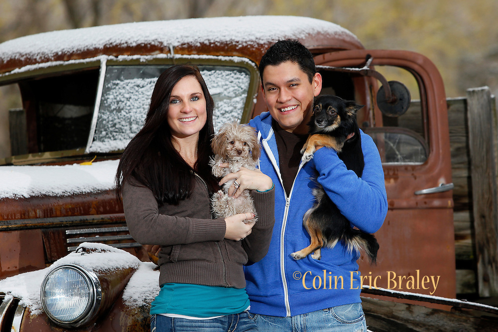 OGrady Family Portrait 11/21/10 Creative Portrait Photography in Kansas City