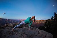 Heeki Park at Grand Canyon, Arizona