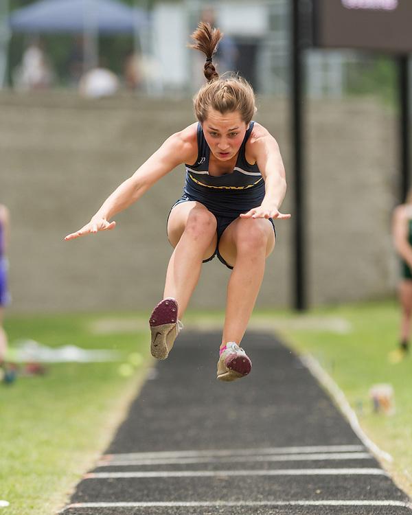 Maine State Track & Field Meet, Class B: girls long jump, Medomack