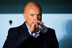 November 8, 2018 - MalmÅ, Sweden - 181108 Head coach Uwe RÅ¡sler of MalmÅ¡ FF during the Europa League group stage match between MalmÅ¡ FF and Sarpsborg 08 on November 8, 2018 in MalmÅ¡..Photo: Petter Arvidson / BILDBYRN / kod PA / 92149 (Credit Image: © Petter Arvidson/Bildbyran via ZUMA Press)