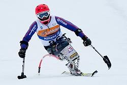 BRENNAN Michael, GBR, Super Combined, 2013 IPC Alpine Skiing World Championships, La Molina, Spain