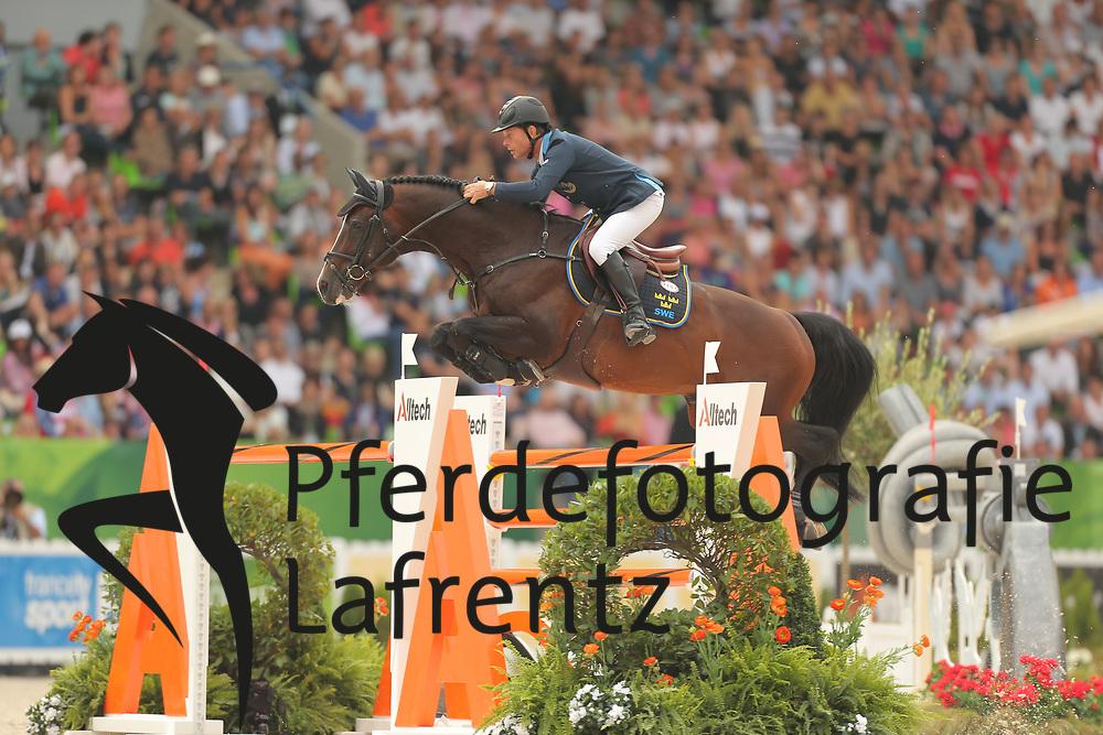 Bengtsson, Rolf-Göran, Casall ASK<br /> Normandie - WEG 2014<br /> Springen - Finale III<br /> © www.sportfotos-lafrentz.de/ Stefan Lafrentz