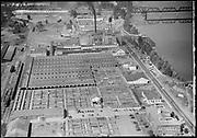 """ackroyd-00207-1. Swift & Co. aerial. September 1947"""""""