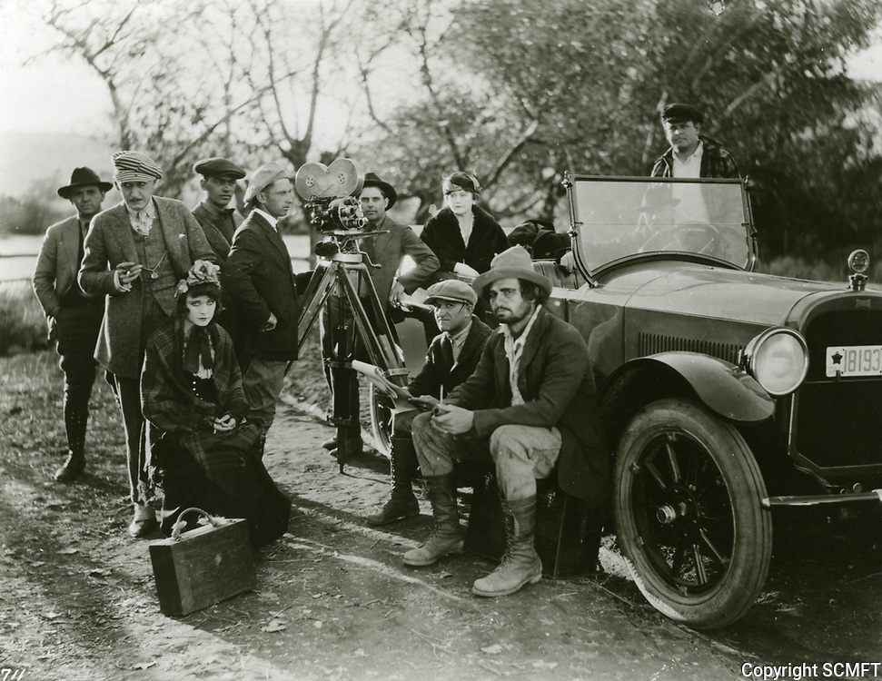 1917 Early filmmaking in Hollywood (same as MM-042-10)