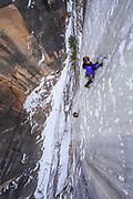 Manoah Ainuu on Nuclear Sunrise WI5, Zion National Park, Utah