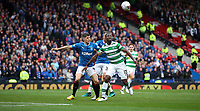 Football - 2016 / 2017 Scottish League Cup - Semi-Final - Celtic vs. Rangers<br /> <br /> Moussa Dembele of Celtic and Rob Kiernan of Rangers during the match at Hampden Park.<br /> <br /> COLORSPORT/LYNNE CAMERON