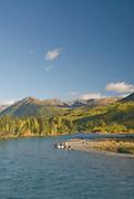 USA, Alaska, Kenai Peninsula, Kenai River