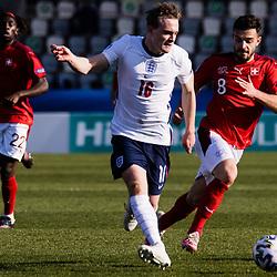 20210325: SLO, Football - European Under 21 Championship 2021, England vs Switzerland