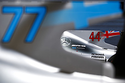 July 29, 2017 - Budapest, Hungary - Motorsports: FIA Formula One World Championship 2017, Grand Prix of Hungary, ..technical detail of Mercedes AMG Petronas F1 Team  (Credit Image: © Hoch Zwei via ZUMA Wire)