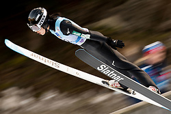 February 8, 2019 - Nozomi Maruyama of Japan on first competition day of the FIS Ski Jumping World Cup Ladies Ljubno on February 8, 2019 in Ljubno, Slovenia. (Credit Image: © Rok Rakun/Pacific Press via ZUMA Wire)