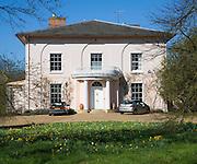 Melton Hall, large detached house, Melton, Suffolk, England