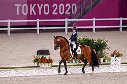 Del Valle Quirarte Martha Fernanda, MEX, Beduino Lam, 150<br /> Olympic Games Tokyo 2021<br /> © Hippo Foto - Stefan Lafrentz<br /> 25/07/2021