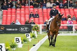 Klimke Ingrid, (GER), Horseware Hale Bob<br /> Dressage <br /> Mitsubishi Motors Badminton Horse Trials - Badminton 2015<br /> © Hippo Foto - Jon Stroud<br /> 08/05/15