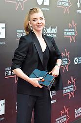 Edinburgh International Film Festival, Tuesday, 26th June 2018<br /> <br /> IN DARKNESS (EUROPEAN PREMIERE)<br /> <br /> Pictured: Natalie Dormer <br /> <br /> (c) Alex Todd | Edinburgh Elite media