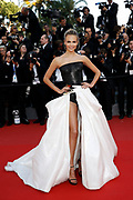 """Natasha Poly attends the """" Carol """" Premiere during the 68th Cannes Film Festival in Cannes on May 17, 2015"""