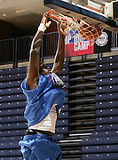 WF Nick Williams (Mobile, AL / LeFlore) dunks the ball during the NBA Top 100 Camp held Thursday June 21, 2007 at the John Paul Jones arena in Charlottesville, Va. (Photo/Andrew Shurtleff)