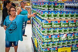 Ponto de venda Heineken no BIG da Sertório para o St Patrick's Day 2017. Foto: Jefferson Bernardes/ Agência Preview