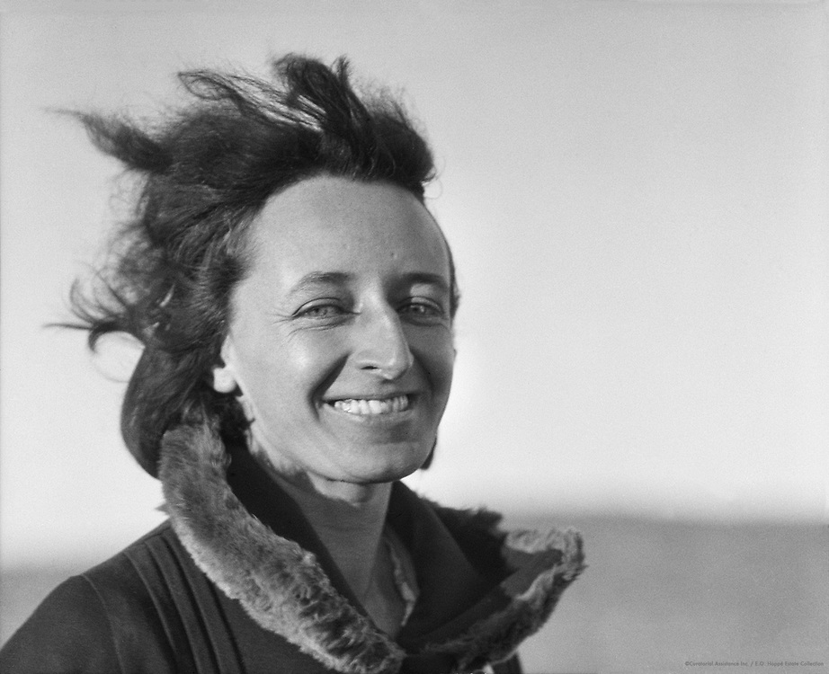 Minnie Berrington, the only woman at the Coober Pedy Opal Fields, 1930