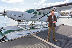 Chris Hemsworth Launches TAG Heuer Collection with a Seaplane - 27 June 2019