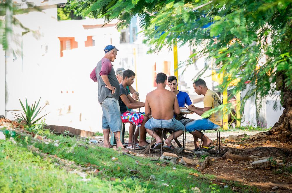 25 September 2015, Trinidad, Cuba: Glimpses of everyday life in Trinidad, Cuba.