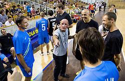 Brane Oblak during football and basketball charity event All Legends by Olimpiki, on June 9, 2015 in Hala Tivoli, Ljubljana, Slovenia. Photo by Vid Ponikvar / Sportida