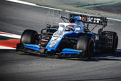 February 28, 2019 - Barcelona, Catalonia, Spain - GEORGE RUSSEL (GBR) from team Williams drives in his FW42 during day seven of the Formula One winter testing at Circuit de Catalunya (Credit Image: © Matthias OesterleZUMA Wire)