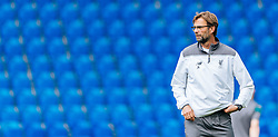 17.05.2016, St. Jakob Park, Basel, SUI, UEFA EL, FC Liverpool vs Sevilla FC, Finale, im Bild Trainer Juergen Klopp (FC Liverpool) // Manager Juergen Klopp (FC Liverpool) during the Training in front of the Final Match of the UEFA Europaleague between FC Liverpool and Sevilla FC at the St. Jakob Park Stadium in Basel, Switzerland on 2016/05/17. EXPA Pictures © 2016, PhotoCredit: EXPA/ JFK