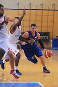 DESCRIZIONE : Varallo Torneo di Varallo Lega A 2011-12 Cimberio Varese Novipiu Casale Monferrato<br /> GIOCATORE : Matt Janning<br /> CATEGORIA : Palleggio<br /> SQUADRA : Novipiu Casale Monferrato<br /> EVENTO : Campionato Lega A 2011-2012<br /> GARA : Cimberio Varese Novipiu Casale Monferrato<br /> DATA : 11/09/2011<br /> SPORT : Pallacanestro<br /> AUTORE : Agenzia Ciamillo-Castoria/A.Dealberto<br /> Galleria : Lega Basket A 2011-2012<br /> Fotonotizia : Varallo Torneo di Varallo Lega A 2011-12 Cimberio Varese Novipiu Casale Monferrato<br /> Predefinita :