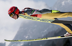 Viller Larinto (FIN) during Ski Flying Hill Men's Team Competition at Day 3 of FIS Ski Jumping World Cup Final 2017, on March 25, 2017 in Planica, Slovenia. Photo by Vid Ponikvar / Sportida