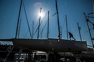 Andasta was bulit in Essex, United Kingdom 2013. <br /> She is the first of the Iceni 39 racer series from Iceni Yachts. © Chiara Marina Grioni
