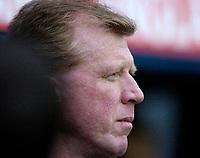 Photo: Richard Lane.<br />England 'B' v Belarus. International Friendly. 25/05/2006.<br />England's assistant manager Steve McClaren.