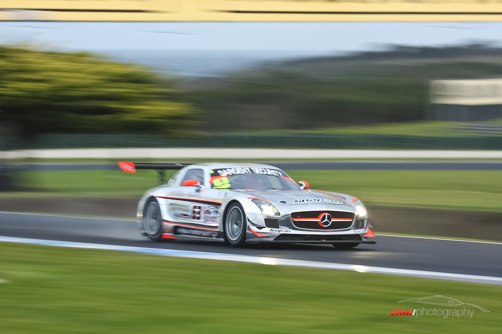 Round 3 of the Shannons Nationals, held at Phillip Island, Victoria May 26-27