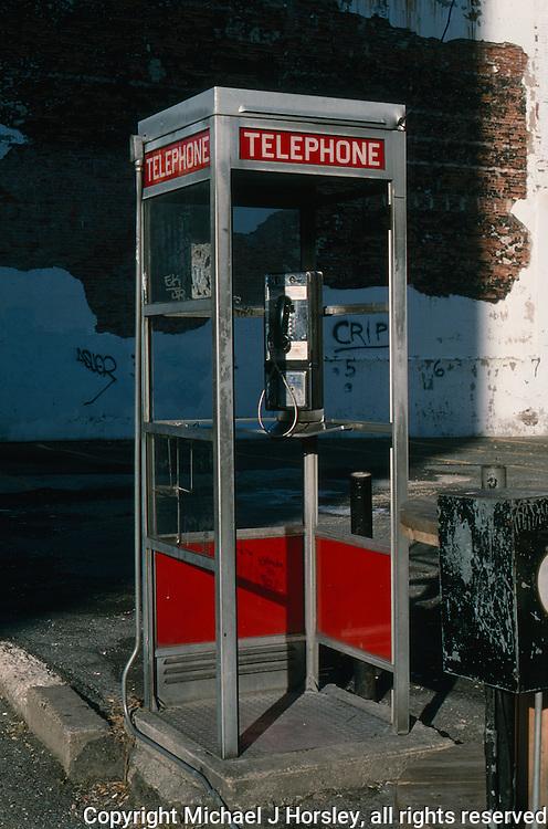 Chinatown Washington DC, 1988