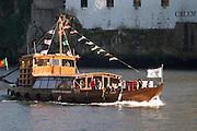 passenger ferry boat porto portugal