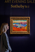 ANDRÉ DERAIN, BATEAUX À COLLIOURE, £7,500,000 — 10,000,000  - Highlights From London's Flagship Sales of Impressionist, Modern, Surrealist & Contemporary Art at Sotheby's London.