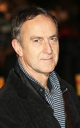 © Licensed to London News Pictures. 19/12/2013, UK. <br /> Angus Deayton, The Harry Hill Movie - World film premiere, Vue West End, London UK, 19 December 2013. Photo credit : Richard Goldschmidt/Piqtured/LNP