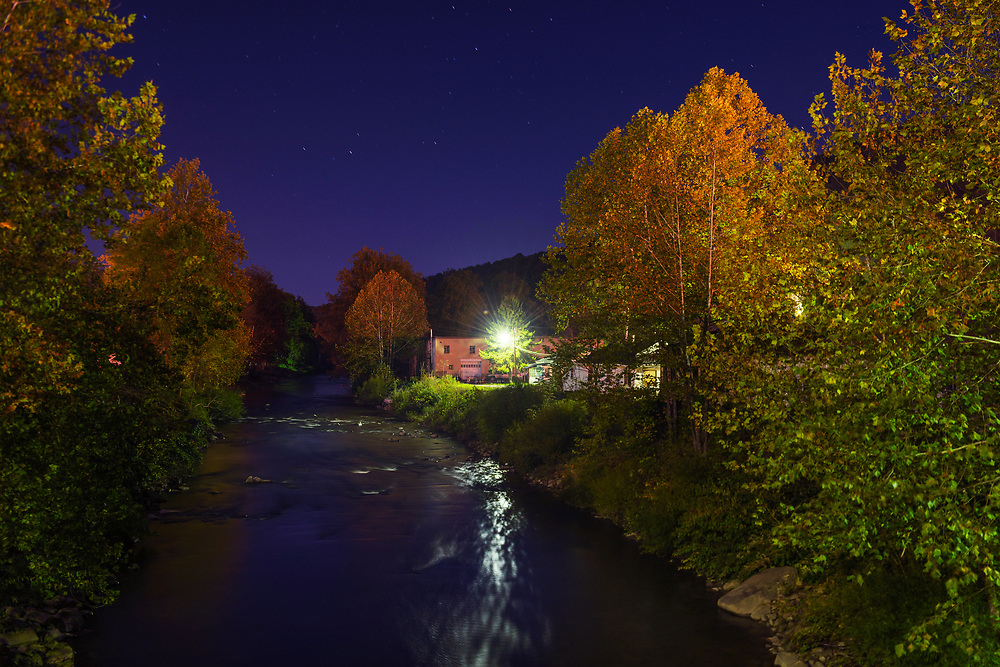 Autumn in Richwood, W.Va.