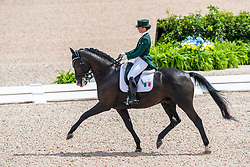 Reynolds Judy, IRL, Vancouver K<br /> World Equestrian Games - Tryon 2018<br /> © Hippo Foto - Dirk Caremans<br /> 12/09/18