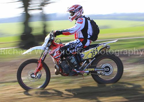 TBEC Trail Bike Enduro Club  Luton Hoo Estate  11th March 2012