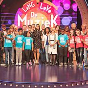 NLD/Almere/20170918 - Presentatie Lang Leve de Muziek Show, Groepsfoto