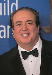 February 17, 2019 - Beverly Hills, California, U.S - Nick Vallelonga in the red carpet of the 2019 Writers Guild Awards at the Beverly Hilton Hotel on Sunday February 17, 2019 in Beverly Hills, California. ARIANA RUIZ/PI (Credit Image: © Prensa Internacional via ZUMA Wire)