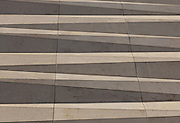Detail of Limestone facade, Museum of Liverpool by 3XN Architects