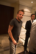 STEPHEN DORFF, Dinner in aid of the China Tiger Revival hosted by Sir David Tang and Stephen Fry  at China Tang, Park Lane, London. 1 October 2013. ,