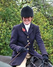 NOV 1 2012 Sister of the late Diana Princess of Wales
