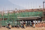 Building site Guilin, China