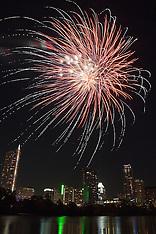 Austin - Fireworks
