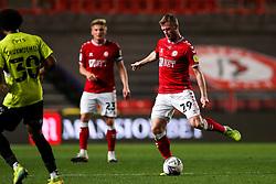 Chris Brunt of Bristol City in action - Rogan/JMP - 16/09/2020 - Ashton Gate Stadium - Bristol, England - Bristol City v Northampton Town - Carabao Cup Second Round.